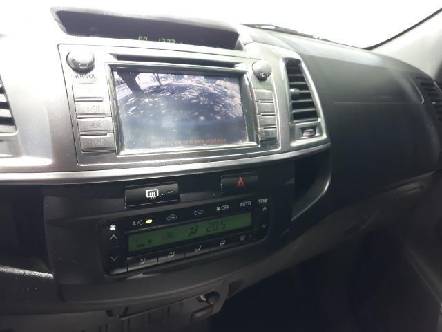 Toyota hilux CD 4x4 SRV 171cv - Foto 14