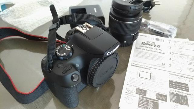 Canon T6 - Foto 3