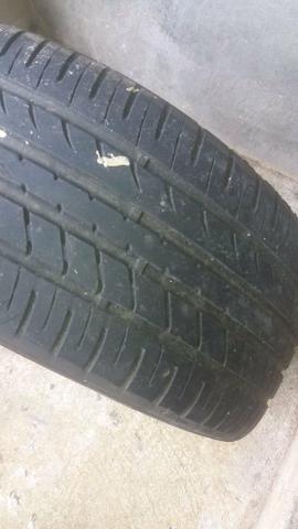 Rodas aro 17 +2 pares de pneus 205 e 215 _17 - Foto 5