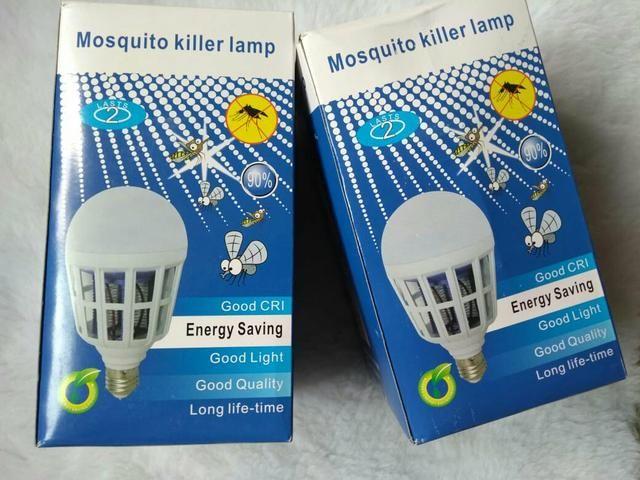 Lâmpada mata mosquito - Foto 2