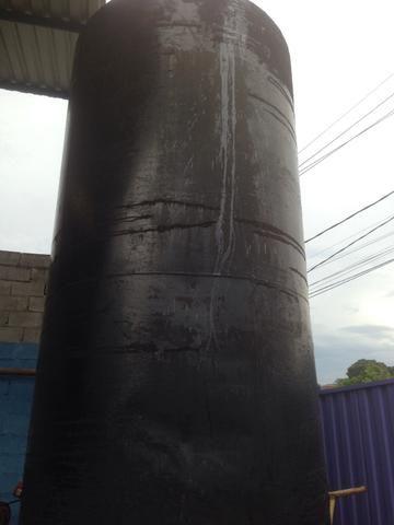 Tanque de aço