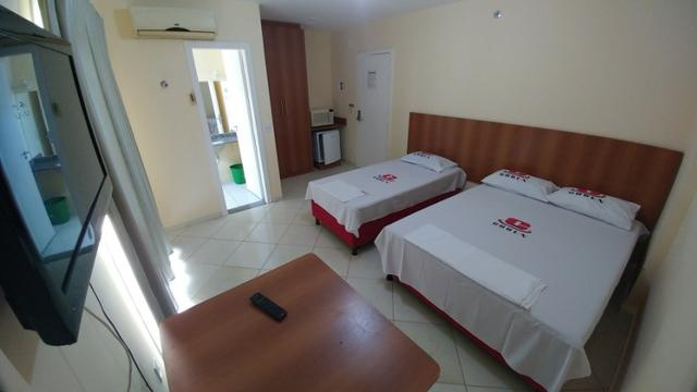 Apartamento com 01 Quarto, Thermas Place em Caldas Novas GO - Foto 3