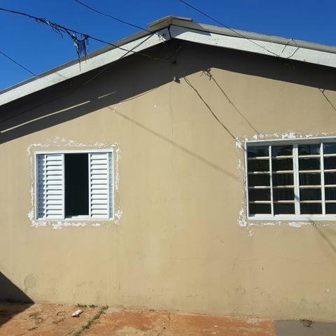 Casa asfalto com edicula nos fundos da financiamento aceita carro - Foto 6