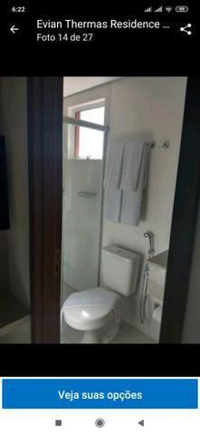 Apartamento evian thermas residence - Foto 17