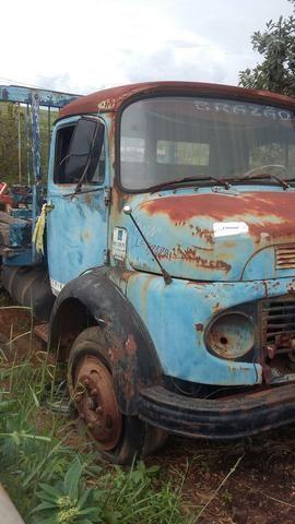 Cabine caminhão Mercedes Benz 1113 1313 - Foto 3