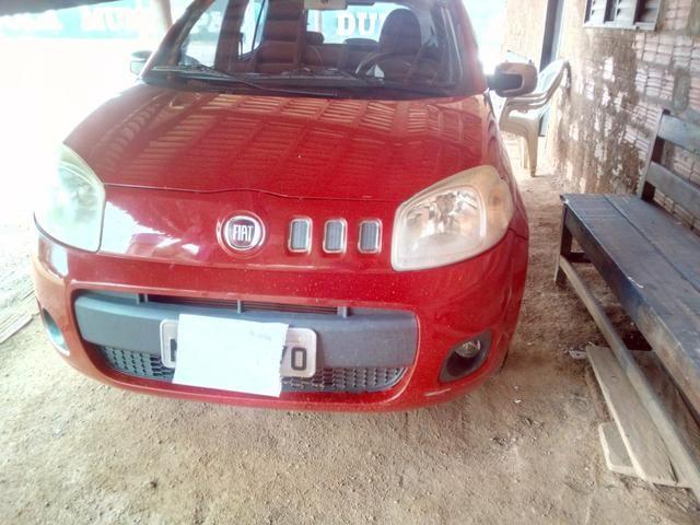 Fiat Uno Vivace 1.0, 2010/2011