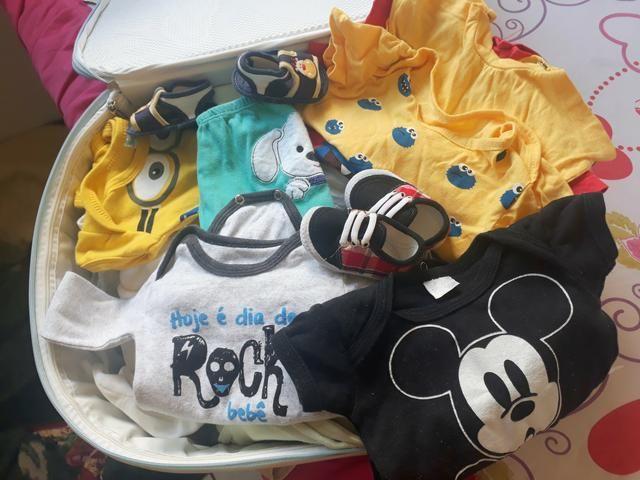 Lote de roupa de menino - Foto 5