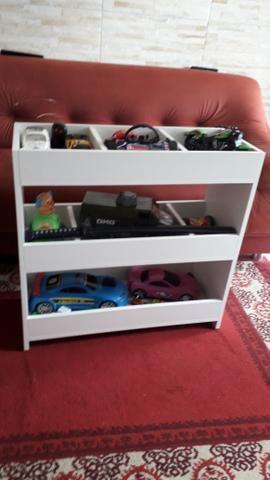 Organizadores de brinquedos novos!! - Foto 5