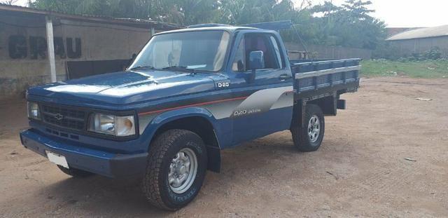 GM - D20 Deluxe 1996 Reformada TOP - Foto 5