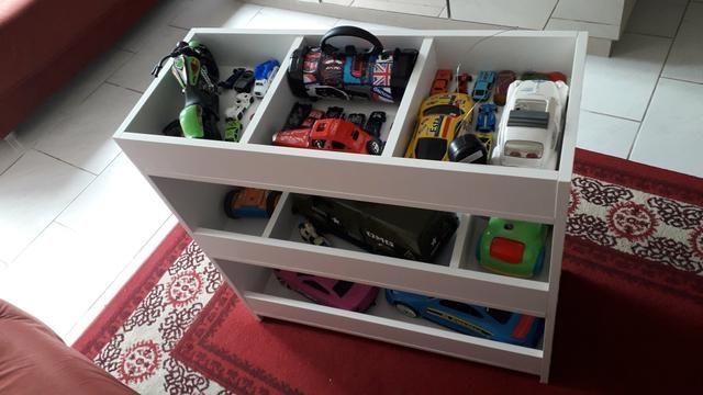 Organizadores de brinquedos novos!! - Foto 6