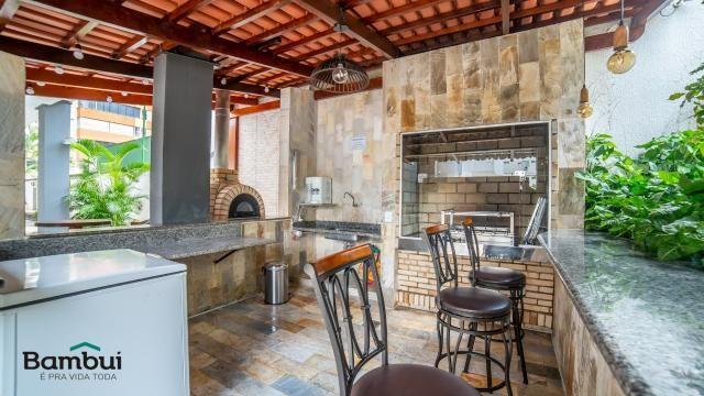 Apartamento para alugar com 3 dormitórios em Setor bueno, Goiânia cod:60208551 - Foto 19
