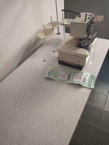 Máquina de costura Galoneira Bracob - Foto 5