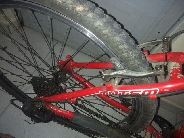 Bicicleta totem - Foto 4
