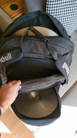 """Bag Pitbull para pratos de bateria até 22"""" - Foto 6"""
