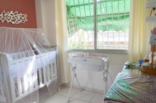 Apartamento à venda, 60 m² por R$ 150.000,00 - Colubande - São Gonçalo/RJ - Foto 5