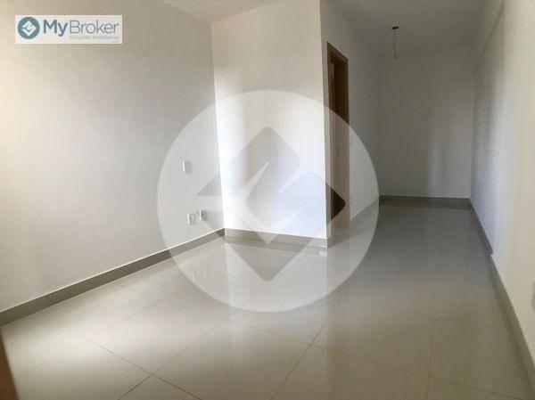 Apartamento com 3 dormitórios à venda, 113 m² por R$ 597.000,00 - Setor Bueno - Goiânia/GO - Foto 15