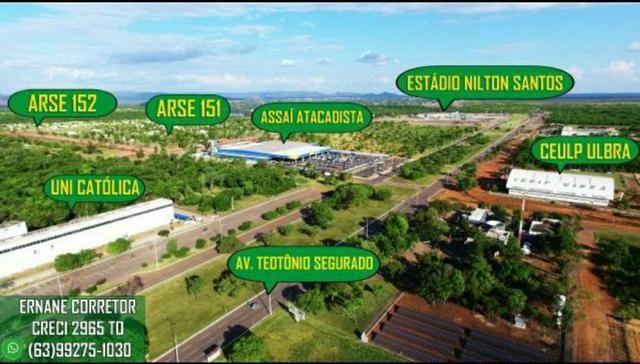 Terrenos parcelados próximo as faculdades ulbra e católica e supermercado assaí - Foto 10