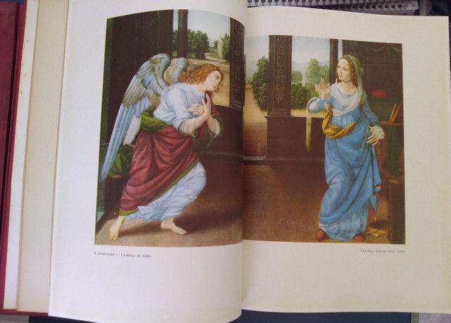 Bíblia Grande Luxo ilustrada - Foto 4