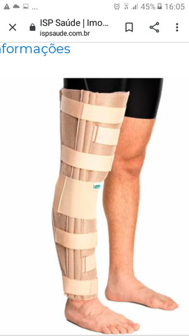 Imobilzador de joelho