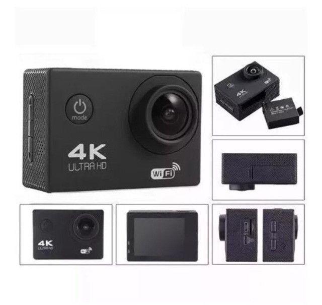 Camera 4k sports // produto novo com garantia - Foto 2