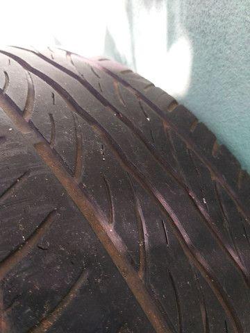 Vendo dois pneu aro 15. - Foto 4