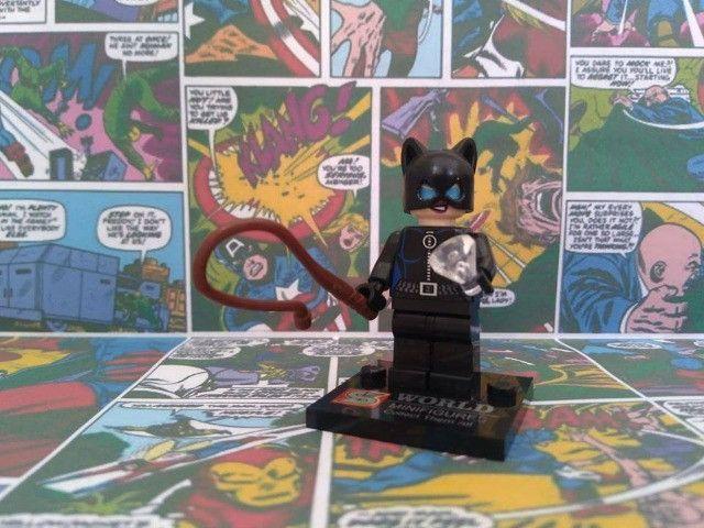 17 miniaturas Marvel, DC Comics e NinjaGO - Foto 5