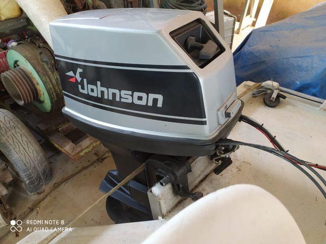 Motor johnson 45HP  - Foto 5