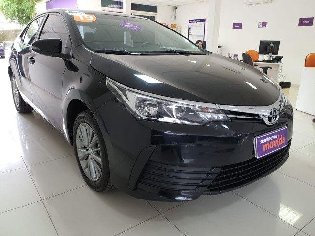 Toyota Corolla 2019 com garantia de fábrica, perícia cautelar aprovada e único dono - Foto 11
