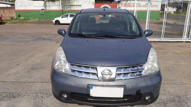 Nissan Livina SL 1.6 Cinza 2010 Completa, Carro em Excelente Estado - Foto 5