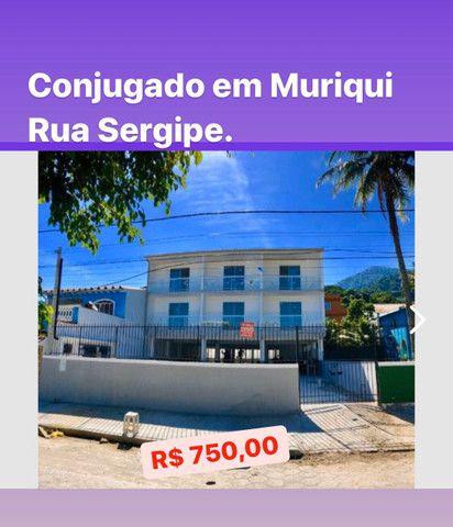 Laurinho Imóveis - Conjugado em Muriqui - Costa verde - Foto 2