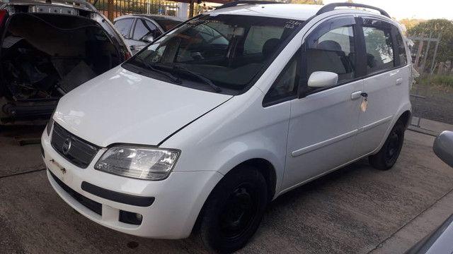 Fiat Idea 2010 1.4 vendido em peças - Foto 2