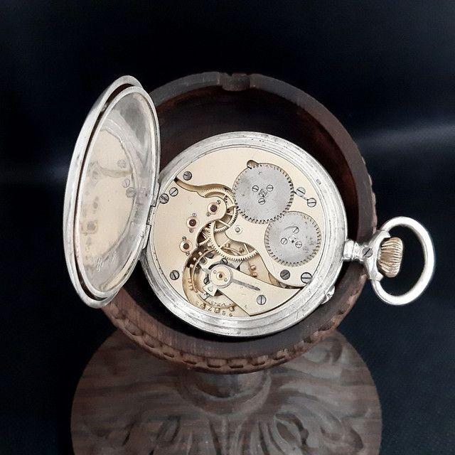 Relógio de Bolso Internacional Watch - Foto 4