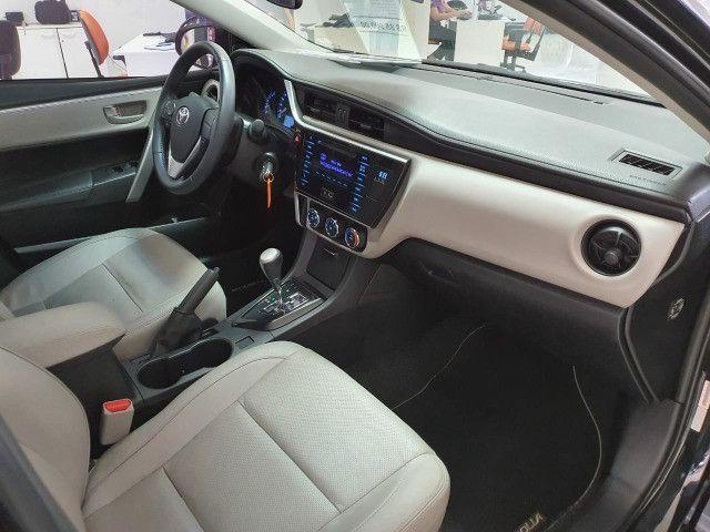 Toyota Corolla 2019 com garantia de fábrica, perícia cautelar aprovada e único dono - Foto 4