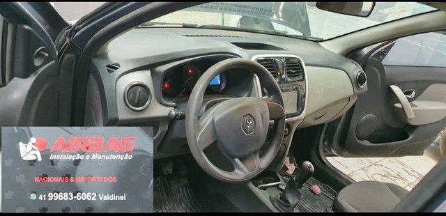 Kit Airbag Renault Logan
