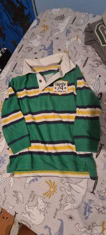 Camisas infantil 3-4 anos - Foto 6
