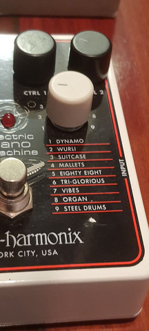 Electro-harmonix key9  - Foto 2