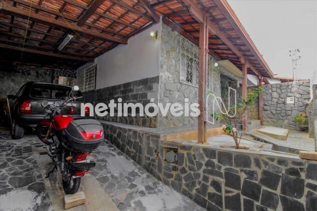 Casa à venda com 4 dormitórios em Caiçaras, Belo horizonte cod:724334 - Foto 4
