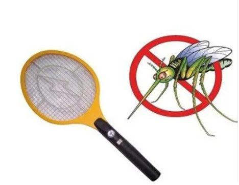 Raquete eletrica mata mosquito