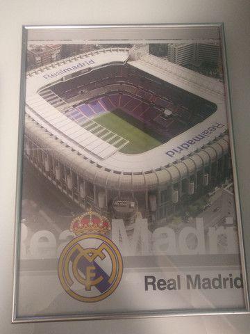 Quadro Real Madri Santiago Bernabéu - Foto 4