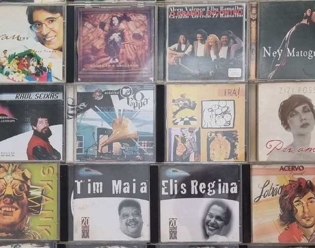 CDS Originais vários gêneros  - Foto 2