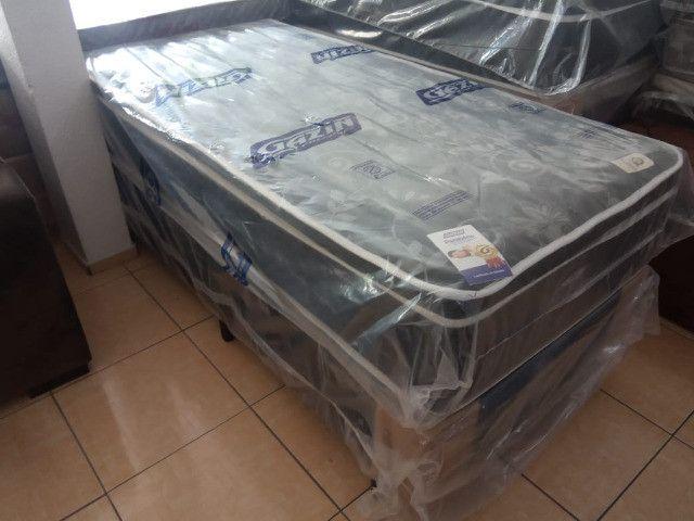 Conjunto box solteiro Gazin molas ensacadas - Foto 2
