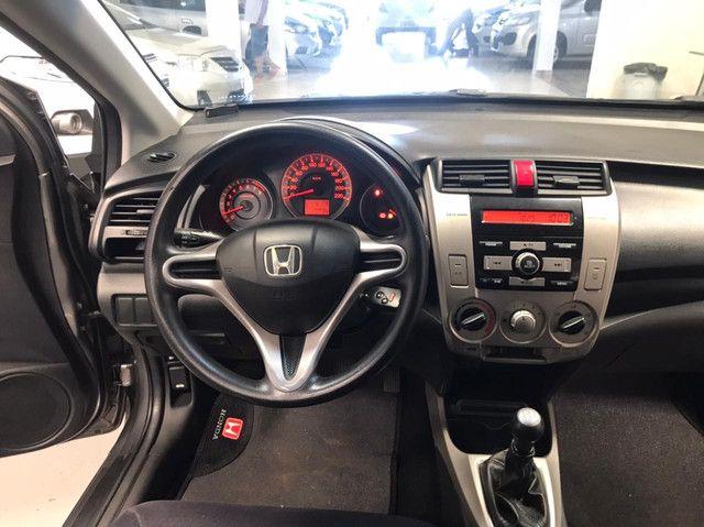 Honda/City Lx 1.5 ano 2012 completo  - Foto 7