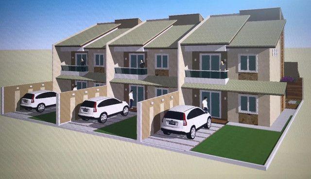 Duplex em construção no bairro Lagoa próximo ao centro de Paracuru - Foto 3