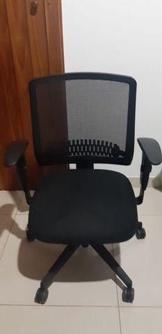 Cadeira de escritório Uni All Black
