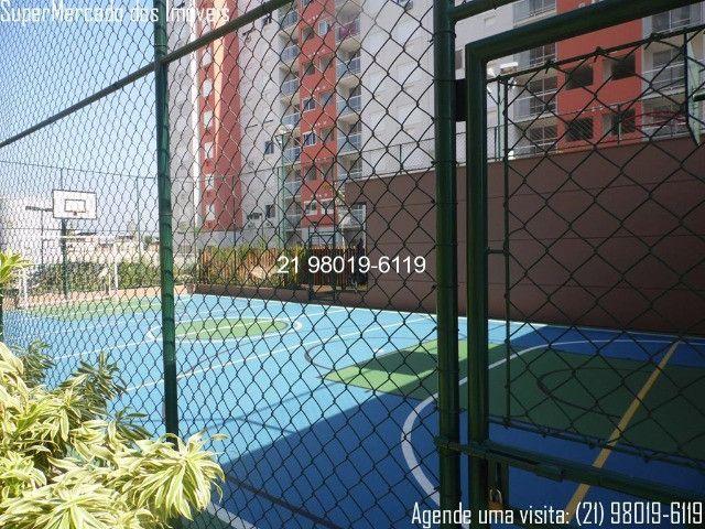 Financia até 90%: Apartamento no Up Barra, 3 quartos, 70m, 10º and, perto do novo shopping - Foto 14
