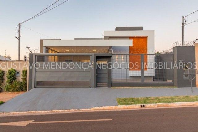 Belíssima casa-térrea no bairro Vila Morumbi (Ao lado do Rita Vieira e Vilas Boas) - Foto 18