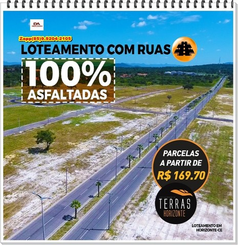 Loteamento Terras Horizonte %%%% - Foto 14