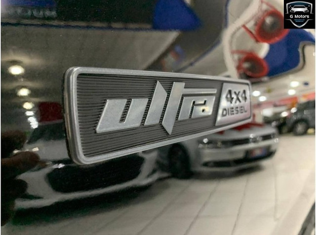 Toro 2020/2021 2.0 16V Turbo Diesel Ultra 4WD 4X4 AT9 ZERO km - Foto 7