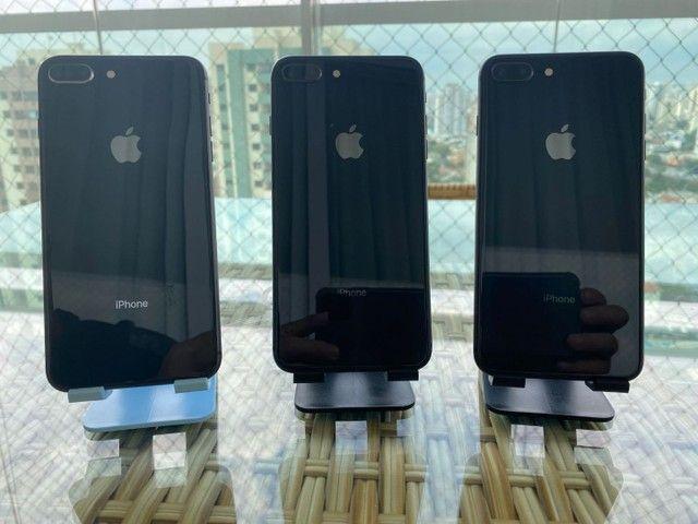 iPhone 8 plus 64 GB preto - Foto 2