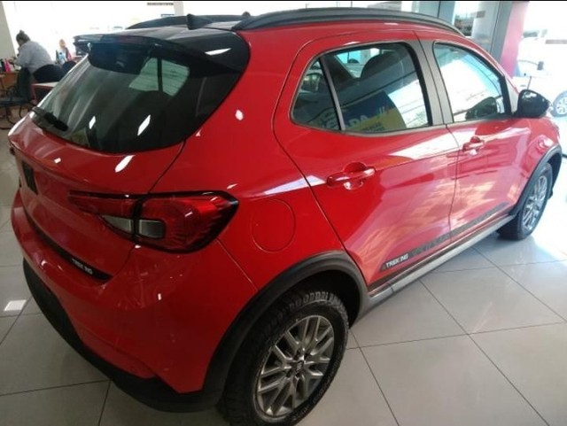 Fiat Argo Trekking 1.3 8V Flex 2021 - Foto 6